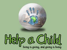 logo for charity HelpaChild
